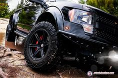 Ford SVT Raptor by A.D.D. & HRE Wheels