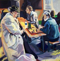 Charlotte Mclaughlin - Chess Players