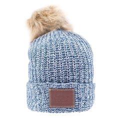 5432a42edcd Mermaid Blue Pom Beanie – Love Your Melon Love Your Melon Hats