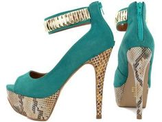 Sapato Peep Toe (Ref: 70.044B) - Boutique Shoes Torricella