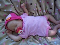 Most realistic reborn baby doll