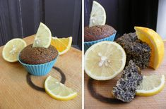 Paleo Sweets, Muffin, Pudding, Poppy, Food, Muffins, Essen, Puddings, Yemek