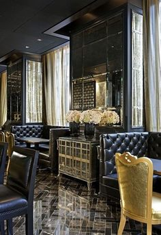 Jul 2015 - Here you will have the best restaurants in world. See more ideas about Luxury restaurant, Restaurant design and Restaurant interior design. Bar Interior Design, Restaurant Interior Design, Interior Design Inspiration, Restaurant Interiors, Design Ideas, Small Restaurant Design, Luxury Restaurant, Restaurant Lighting, Restaurant Themes