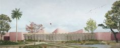 Gallery of Competition Winning Scheme Weaves Kindergarten and Nature Together - 2