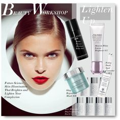 #BEAUTY WORKSHOP - Future Science, Skin Illuminators That Brighten and Lighten Your Complexion by nikkisg on Polyvore featuring beauty, Beautyworkshop and Illuminators