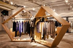 The Fashion Door (TFD) Flagship Store by Lukstudio