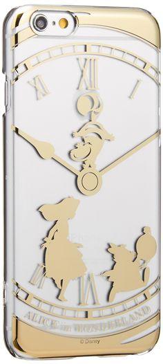 Amazon.com: iPhone 6 (NOT 6 Plus) Clear Case - Disney - Alice in Wonderland: Cell Phones & Accessories