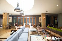 Restaurant at the Andaz Napa Hotel Reviews, Restaurant, Wine, Bar, Table, Furniture, Home Decor, Decoration Home, Room Decor