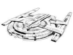Star Trek Discovery Starship Concepts - Imgur