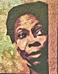Lola Jenkins Portrait Quilts