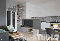 loft-style-apartment - zdjęcie od MIKOŁAJSKAstudio - Salon - Styl Industrialny - MIKOŁAJSKAstudio