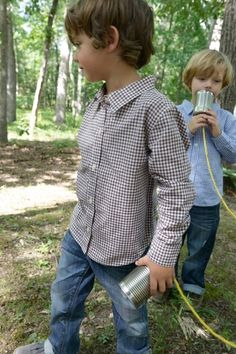 Fall Boys :: Gibson Shirt - Olive Juice   Childrens Clothing   Girls Dresses   Kids Clothes   Girls Clothing   Classic Kids Clothing