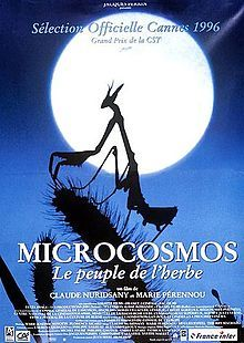 Microcosmos | wonderful documentary. Worth searching out.