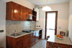 Cucina appartamento Residence Cirese
