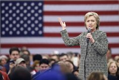 Elecciones USA 2016:  Clinton llega consolidada como la favorita demócrata al Supermartes | Internacional | EL PAÍS