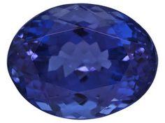 3.00 ctw heirloom #tanzanite #gemstone from Jewelry Television
