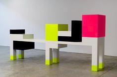 Ettore Sottsass: Un piccolo omaggio a Mondrian | Memphis, Electric ...