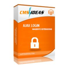 #Magento Ajax Login reduces login time. With Ajax Login and Register, customers can login through a pop-up window instead of being redirected to a login page #magentoextensions