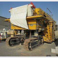 Proveedor de KSM surface miner a nivel mundial | Surface miner KSM 304 usado a la venta - Savona Equipment