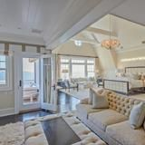 Take a peek inside this exquisite waterfront mansion, featured throughout these FrontDoor.com photos. | HGTV FrontDoor