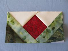 **Seminole Patchwork** This would make a beautiful pieced border. Free Tutorial - Paper Piecing Quilt Blocks by Denise Paper Pieced Quilt Patterns, Quilt Block Patterns, Quilt Blocks, Quilting Tutorials, Quilting Projects, Quilting Designs, Quilting Tips, Quilt Boarders, Patch Aplique