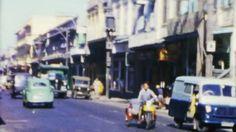Chao Phraya River 1950's
