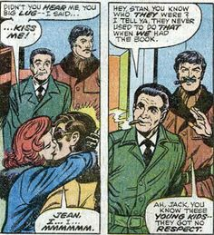 X-Men #98 - Stan Lee and Jack Kirby make a cameo. Even then the Stan Cameos were going strong.