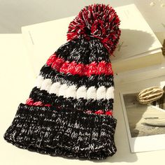 RGLT Scarves Color-Block Beanie | YESSTYLE