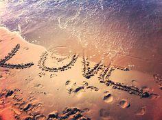 Love on the Ashdod beach