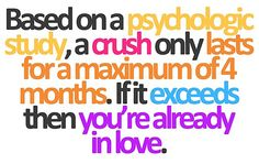 relationship, 3 months, quotes on crushes, easton corbin, 6 months, new crush quotes, i have a crush on you quotes, 5 years, new love interest quotes