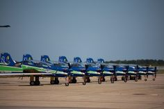 """Aerobatic performers from U.S., Canada and Brazil coming to Wisconsin. Air show stars from the U.S. and from around the world will dazzle audiences as part of the daily performance lineup at EAA AirVenture Oshkosh on July 23-29 in Oshkosh, Wisconsin, joining homebuilts, vintage aircraft, warbirds, ultralights and other airplanes at what's called """"The World's Greatest Aviation Celebration.""""Read more at http://blog.trade-a-plane.com/?p=526"""