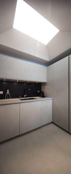 Kitchen by alta plus+ ,MODULNOVA, model TWENTY, finish RESIN CEMENT, ISV_Architects #Athens #Greece #Unique_Made_Kitchen_Development  #studio #kitchen #furniture #Design #alta_plus+ #Cucine #Cocinas #Kuechen #Cuisines #مطابخ #Kök #Mutfaklar #keukens #Cozinhas #кухни #מטבחים #廚房  #κουζίνες
