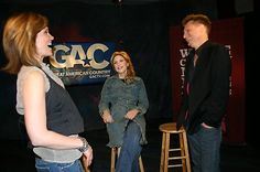 John Waite Biography | Alison Krauss and John Waite with host Suzanne Alexander on the set of ...