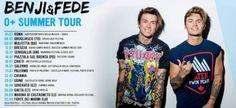 Spettacoli: Le #date del #tour estivo di Benji e Fede: biglietti per i concerti di luglio ed agosto in prevendita ... (link: http://ift.tt/2pahqyw )