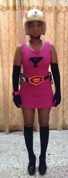 gatchaman jun cosplay