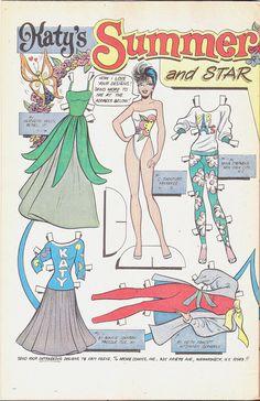 Katy Keene No 17 October 1986 Comic Book | eBay