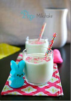 Peeps Milkshake | Ea
