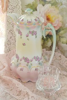 janetmillslove:      Pretty teapot moment love