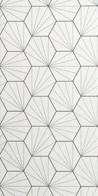 Papier peint geometrique triangles noir et blanc gris solutions pour la d c - Papier peint sophie ferjani ...