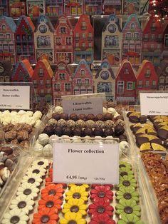 Belgian chocolates