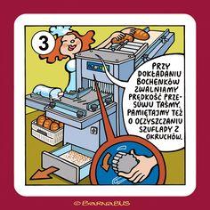 © Barnabus - #Instrukcja ▪ Picture #instruction - kadr ▪ frame of the #comic strip - machine 03.