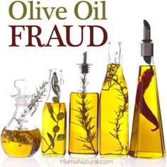 Which brands of olive oil to avoid and those that meet extra-virgin standards.