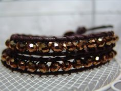 Bronze Brown and Copper Chan Luu style by ChristysTreasureBox, $24.00