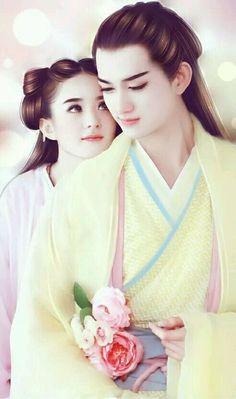 白子画吧_百度贴吧 Cute Couple Art, Anime Love Couple, The Journey Of Flower, Chinese Drawings, Beautiful Fantasy Art, Ancient Beauty, Handsome Anime, Couple Drawings, China Art