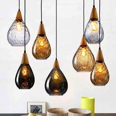 Goedkope Loft Stijl Creatieve Hout Glas Droplight Edison Vintage Hanger Verlichtingsarmaturen Voor Eetkamer Opknoping Lamp Binnenverlichting, koop Kwaliteit rechtstreeks van Leveranciers van China: Beschrijvingmateriaal: houten glasSIZE:hoogte: 30/34 cmbreedte: 16/20 cm lichtbron: E27 * 1 (omvatten bubls)