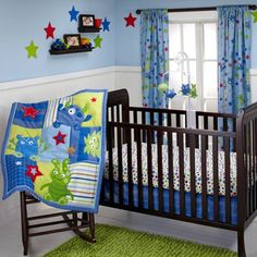 product image for NoJo® Monster Babies Crib Bedding Collection