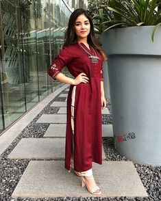 Plus size Designer Dresses Casual Indian Fashion, Indian Fashion Dresses, Dress Indian Style, Indian Outfits, Fashion Outfits, Indian Wear, Western Outfits, Fashion Weeks, Salwar Designs
