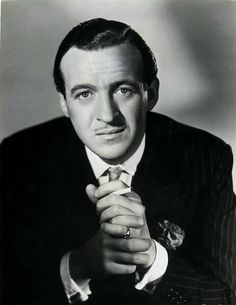 David Niven. I would have given a lot to have known him.  Very few actors that I feel I would have liked or like to know.  If you have never read his books, do so.