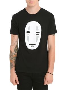This No-Face tee.  Oh yes.