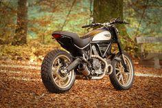 Ducati Scrambler | par La Chose
